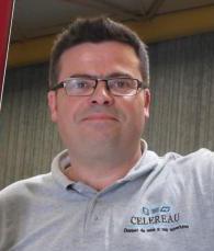 Sylvain CELEREAU dirigeant de l'entreprise CELEREAU à Roncq, Spécialiste en fourniture et pose de menuiseries