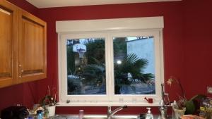 pose de fenêtres isolation parfaite