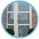 Menuiserie - Pose de porte d'entrée de maison