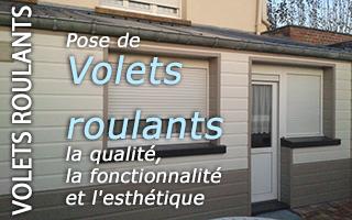 Volets roulants portes fen tres volets stores for Garage rue du dronckaert roncq